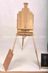 Sketch-box easel